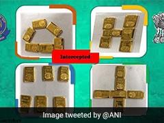 यात्री के शरीर में चिपके हुए थे 24 लाख रुपये के सोने के बिस्किट, दिल्ली एयरपोर्ट पर पकड़ा और...