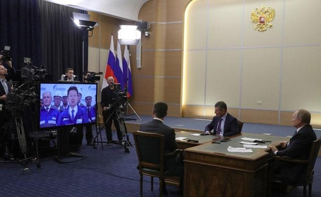 'Truly Historic': Russia, China Launch 3,000-Kilometre Gas Pipeline
