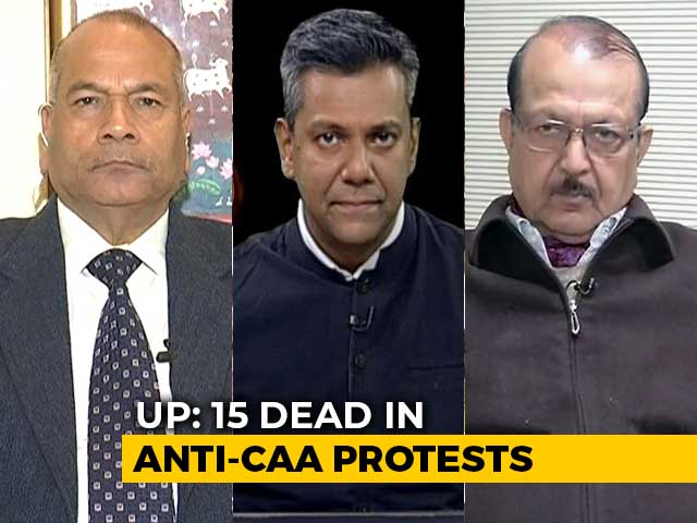 Video : 15 Dead In UP During Citizenship Law Protests In 3 Days