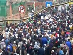 Citizenship Law Protests Highlights: Hundreds Protest Outside Delhi's Jama Masjid
