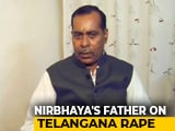 "Video : ""No Shortfall In Law, Implementation Faulty"": Nirbhaya's Father To NDTV"