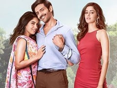 <i>Pati Patni Aur Woh</i> Song <i>Tu Hi Yaar Mera</I>: Kartik Aaryan Loves Bhumi Pednekar But Can't Stay Away From Ananya Panday