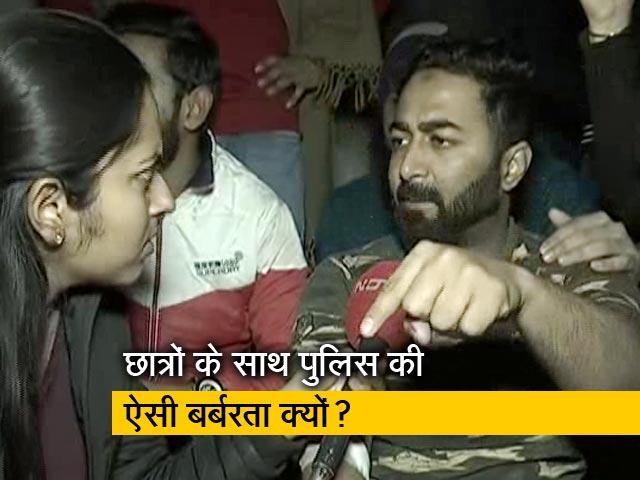 Video : रवीश कुमार का प्राइम टाइम : जामिया प्रदर्शन में गोली से घायल शख्स ने की NDTV से बात