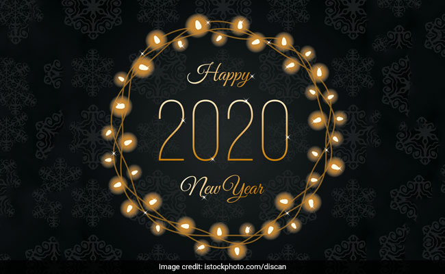 15++ Happy New Year 2020 Wishes