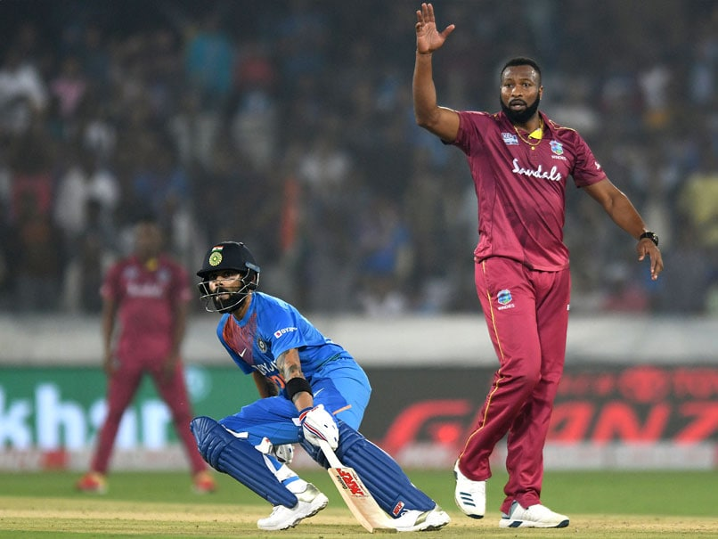 """Kieron Pollard Says """"Excited For This Young Bunch"""" After Eight-Wicket Win Over India In 2nd T20I"""