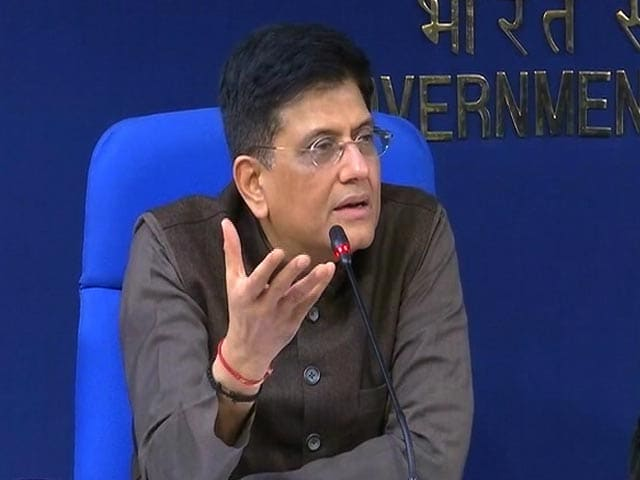 Piyush Goyal Meets Pharma Industry Bosses, Announces Divestment In Sector
