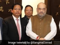 """After Christmas"": Amit Shah Offers Hope To Meghalaya On Citizenship Law"