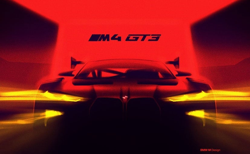 The GT3 is based on the next-generation of the BMW M4.
