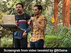 Parupalli Kashyap Wows Fans With His Rendition Of Hit Bollywood Song, Saina Nehwal Posts Video