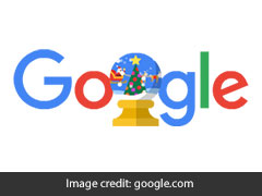 "Google Wishes ""Happy Holidays"" With An Animated Doodle"