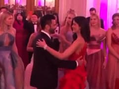 When Sanjay Kapoor Danced With Daughter Shanaya Kapoor At Paris Ball