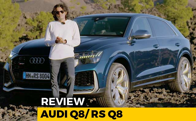 Audi Q8 And Audi RS Q8 Exclusive Review Across Two Continents