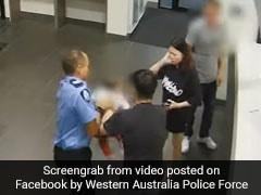 बच्चे के गले में फंसा खाना तो तुरंत पुलिस स्टेशन पहुंचे पेरेंट्स, ऑफिसर ने ऐसे बचाई जान... देखें Video