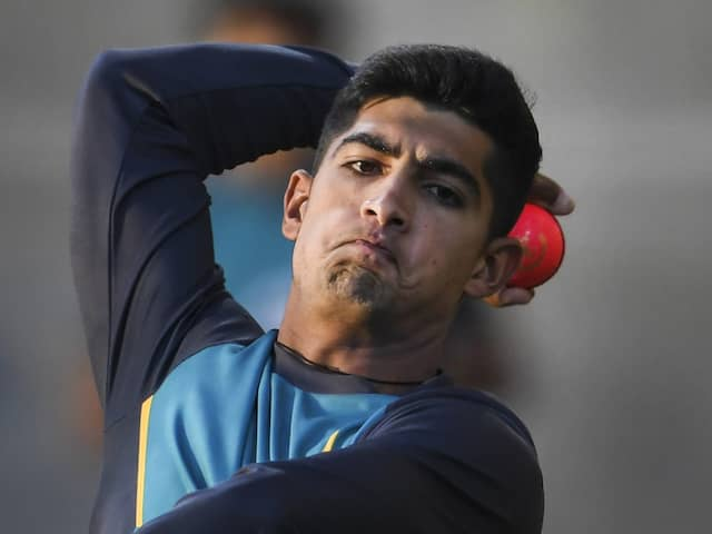 Pakistan Withdraw Naseem Shah For U-19 World Cup