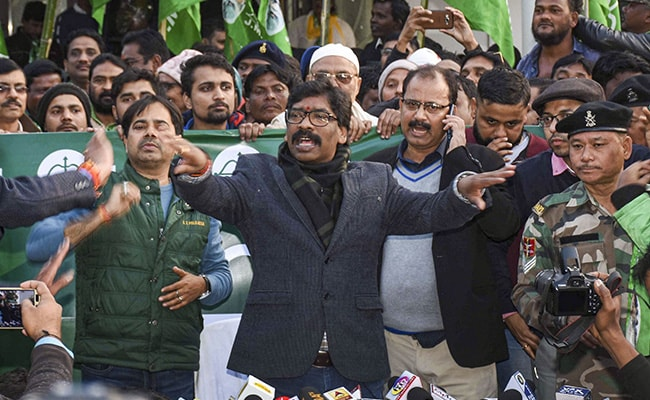 Hemant Soren, Jharkhand's Youngest Chief Minister, Ready For Second Stint