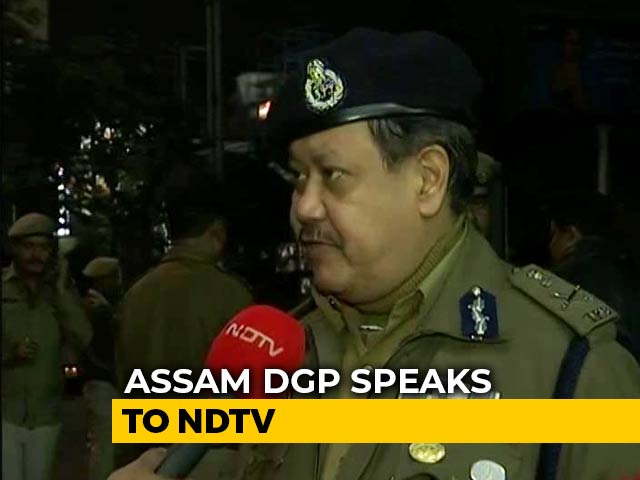Video: 'We Are On Our Way To Peace': Assam Top Cop On Citizenship Act Protests