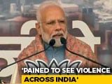 Video : Watch: PM Modi's Full Speech At Mega Rally In Delhi's Ramlila Maidan