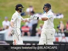NZ vs ENG: केन विलियमसन और रॉस टेलर के  शतक, दूसरा टेस्ट ड्रॉ, न्यूजीलैंड ने सीरीज जीती