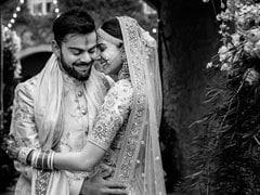 'Truly Blessed To Have Found' Virat Kohli, Writes Anushka Sharma In Anniversary Post