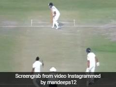 रणजी ट्रॉफी में खलील अहमद की गेंदों को पीटकर खिलाड़ी ने जड़ा शतक, बोला- 'न अमीर हूं, न किसी का हाथ...' देखें Video