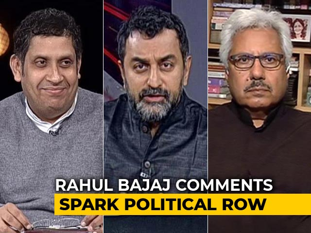 Video : Rising Intolerance, Falling Growth?