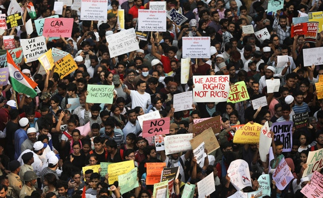 Man, 26, Shot At During Citizenship Act Protests Dies In Firozabad