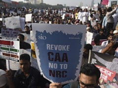 2 Mumbai Lawyers Arrested For 'Illegal' Protest At Gateway Of India: Police