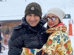 Kareena Kapoor, Saif Ali Khan, Taimur And Karisma Kapoor Are Making Switzerland Look So Good. See Pics