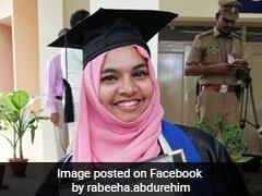 मुस्लिम छात्रा को दीक्षांत समारोह से निकाला बाहर, समारोह में मौजूद थे राष्ट्रपति, CAA के विरोध में ठुकराया गोल्ड मेडल