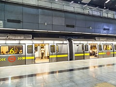 20-Year-Old Man Caught With Pistol, Bullet At Delhi Metro Station