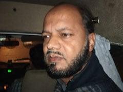 सिमी का सदस्य इल्यास अकरम खान दिल्ली के जामिया नगर में गिरफ्तार