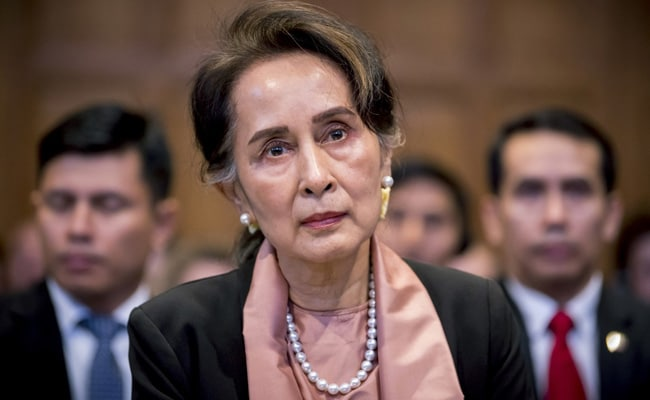 How Aung San Suu Kyi Went From Nobel Peace Prize To Pariah