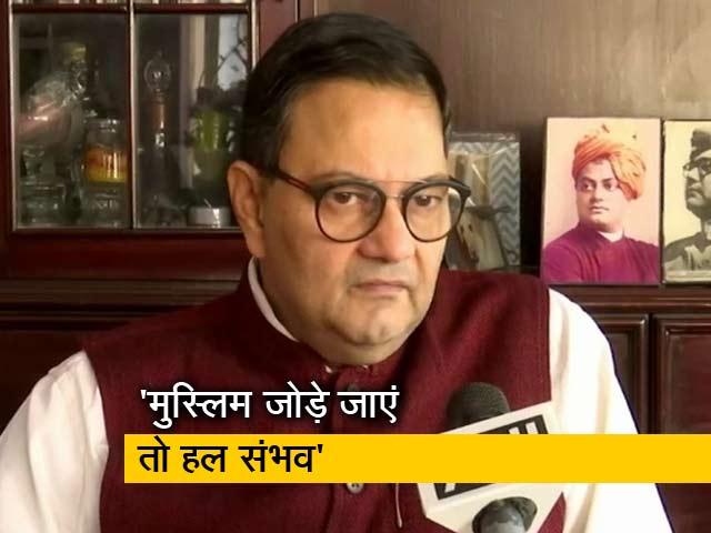Videos : चंद्र कुमार बोस ने  CAA पर पीएम और गृह मंत्री से की स्पष्टीकरण की अपील
