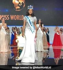 Jamaica's Toni-Ann Singh Wins Miss World 2019, India Bags Third Spot
