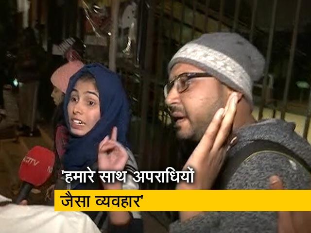 Videos : जामिया के हिंसक प्रदर्शन के बाद NDTV से बोले यूनिवर्सिटी के छात्र