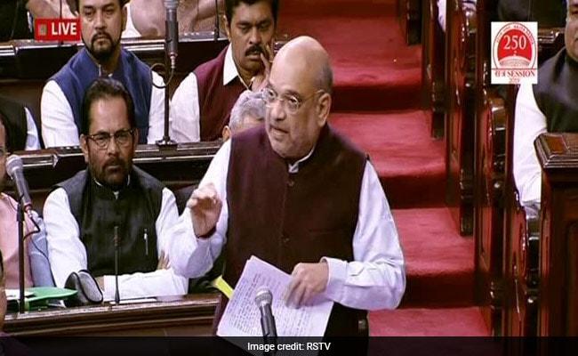 Rajya Sabha Passes Bill To Amend SPG Act, Congress Walks Out