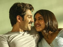 <i>Pati Patni Aur Woh</i> Box Office Collection Day 5: Kartik Aaryan's Film Is Full Speed Ahead At Rs 46 Crore