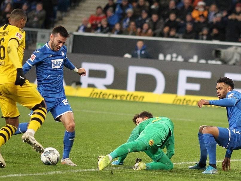 Bundesliga: Late Hoffenheim Comeback Condemns Borussia Dortmund To Defeat
