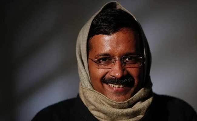 Arvind Kejriwal's Reply, And Word Of Advice, On Query About His Muffler