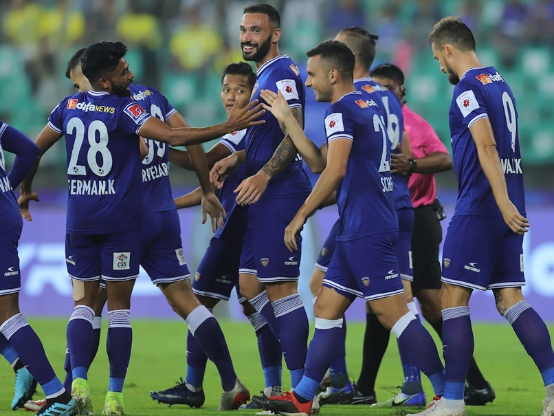 ISL: Chennaiyin FC Thrash Kerala Blasters FC 3-1