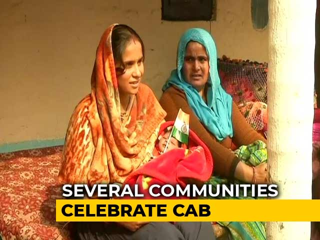 "Video : Hindu Refugee Family, Hoping For Citizenship, Names Baby ""Nagrikta"""