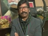 Video : Hemant Soren, Jharkhand's Youngest Chief Minister, Ready For Second Stint, Other Stories