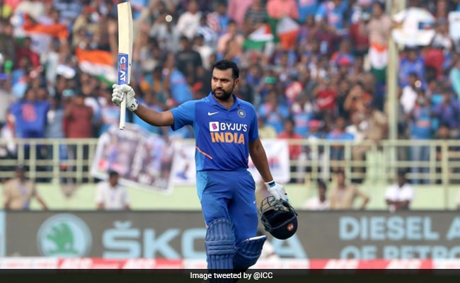 "Rohit Sharma ""Grateful"" After Ending 2019 As Leading ODI Run-Scorer"