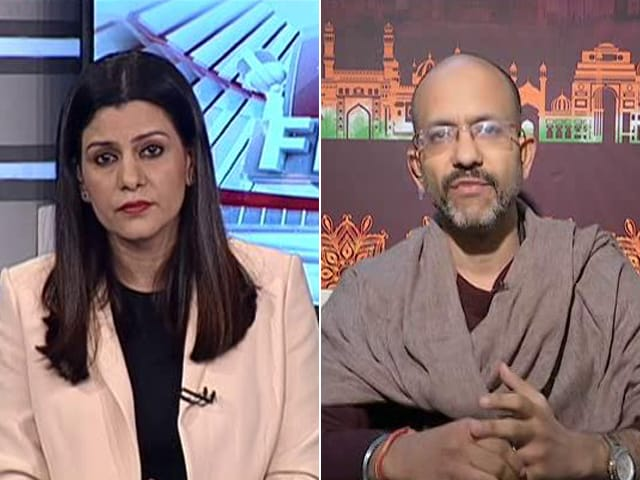 "Video : ""Many Journalists Thrived On Anti-Modism Industry"": BJP Supporter Shantanu Gupta"