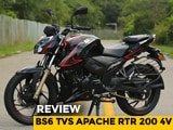 Video : 2019 BS6 TVS Apache RTR 200 4V
