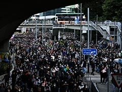 Thousands Rally In Hong Kong To Mark 6 Months Of Pro-Democracy Protests