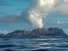 100 Tourists Near New Zealand Volcano When It Erupted, 5 Dead