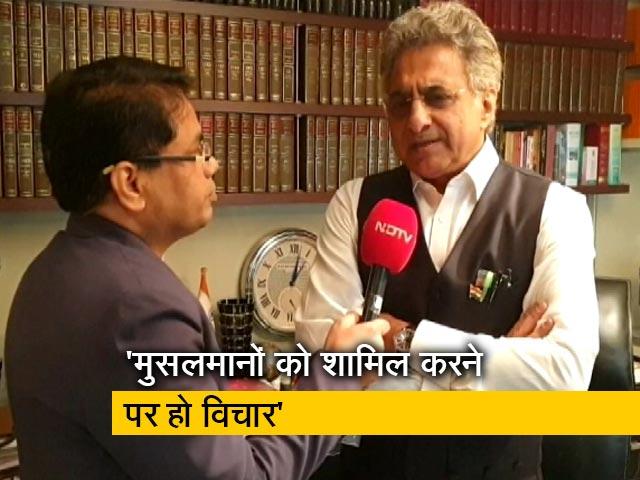 Video : NRC लागू हुआ तो मैं खुद की नागरिकता साबित नहीं कर पाऊंगा - BJD सांसद, पिनाकी मिश्रा