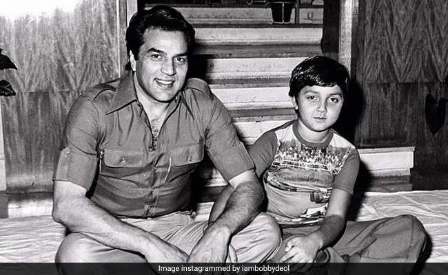On Dharmendra's Birthday, Bobby, Esha And Ahana Deol's Wishes Came In The Form Of Throwback Pics