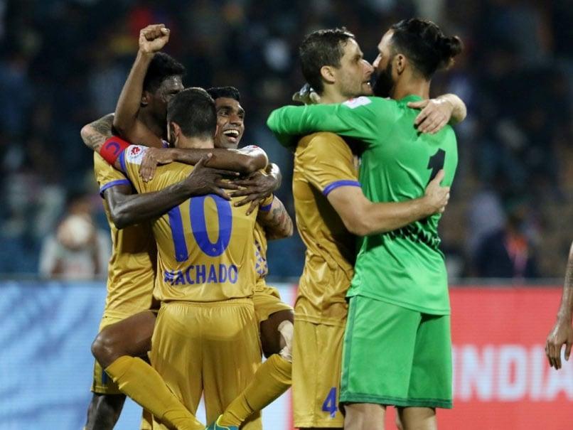 ISL: Mumbai City FC End Bengaluru FC